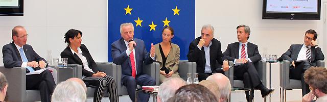 Haus der EU: Podiumsdiskussion - Das Projekt Europa ...