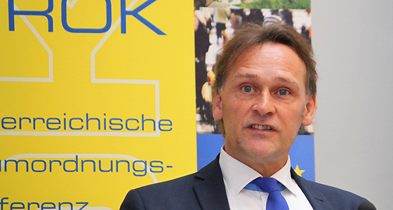 Dr. Johann Sollgruber - Vertreter der Europäischen Kommission in Wien