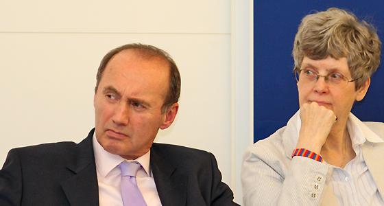 O. Karas - M. Sully im Haus der Europäischen Union / Wien