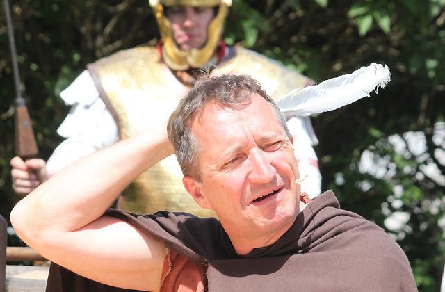 "Theaterstück: ""der Adler Roms"" / Carnuntum - Römerfestival 2017"
