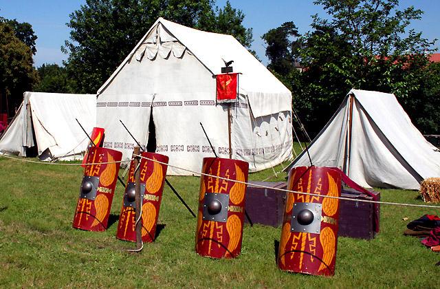 Römerlager - Römerfestival 2018