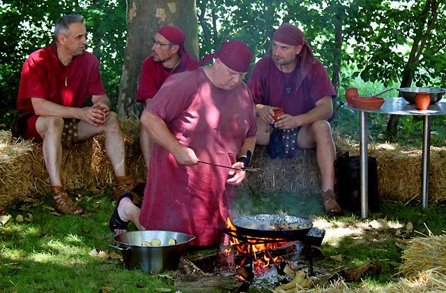 Lager der Barbaren - Römerfestival 2018