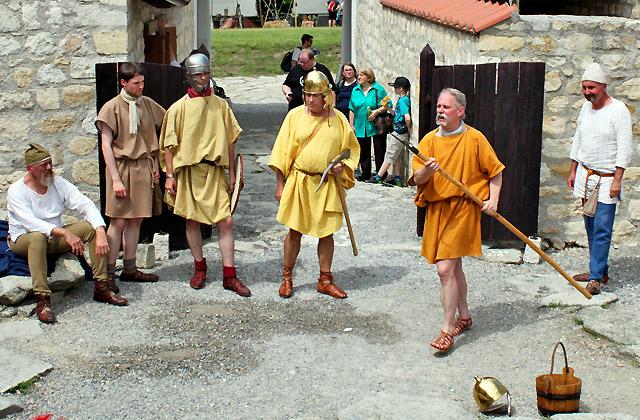 Römer in Carnuntum