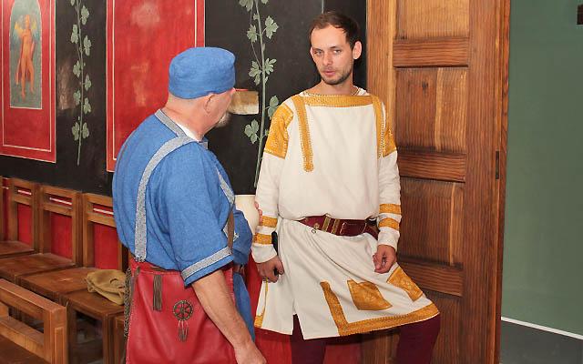 Römer ... von Amts wegen ... Ehrensache ...