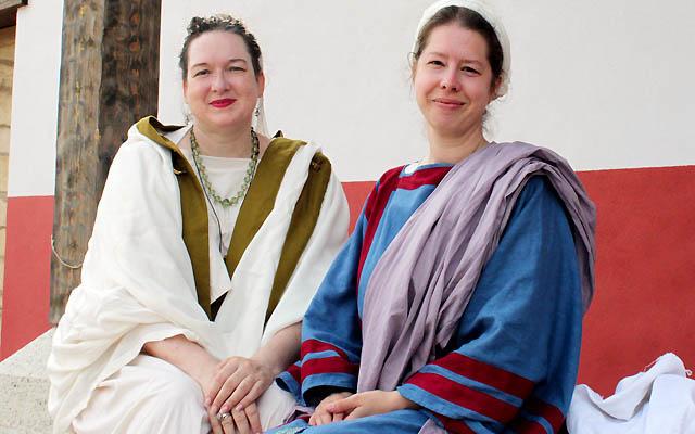 Best Friends - Römerinnen strahlen um die Wette