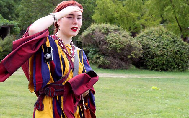 Coole Mode aus der Spätantike: Römer sind modebewusst!