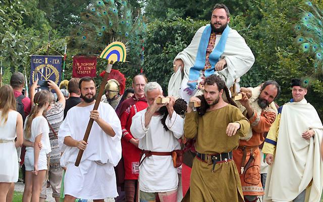Auch der Papst kommt nach Carnuntum! - Carnuntum 333