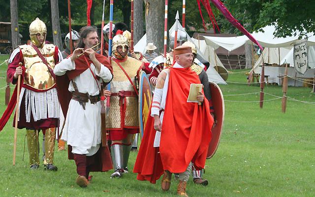 Festzug - Römerfest