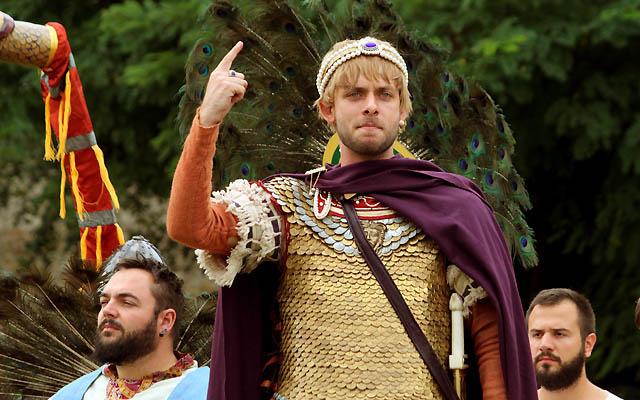 Carnuntum 333 - Der Kaiser ist da!