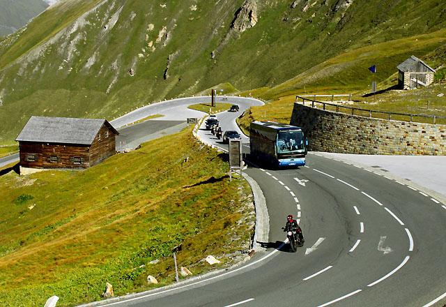 Grossglockner Hochalpenstrasse - Österreich - Alpen