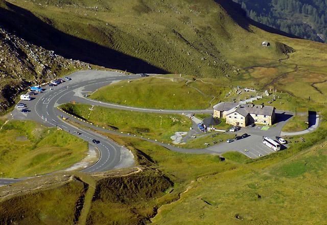 Grossglockner Hochalpenstrasse - Europas tollste Panoramastrasse