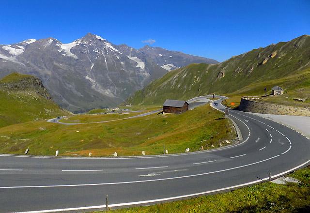 Europas schönste Panoramastrasse: Grossglockner Hochalpenstrasse