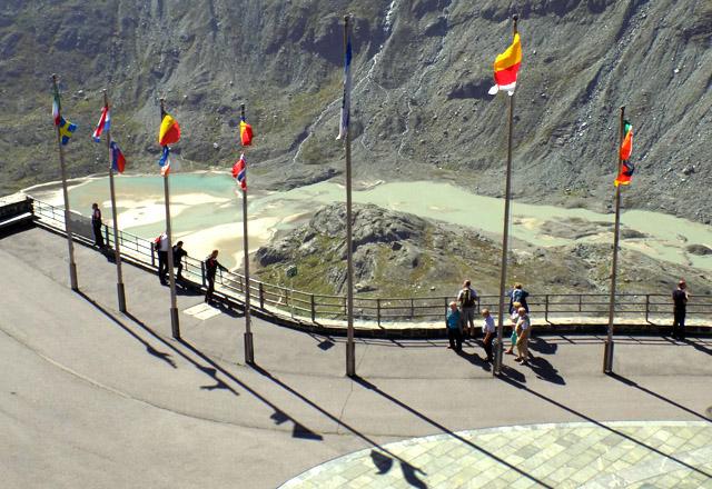 Kaiser-Franz-Josefs-Höhe / Grossglockner - Österreich - Alpen