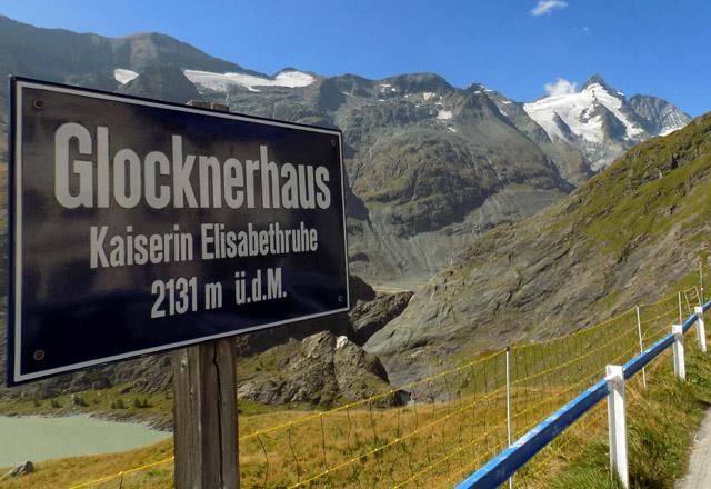 Glocknermassiv: Grossglockner Hochalpenstrasse - Grossglockner