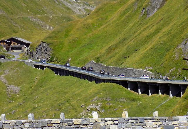 Grossglockner Hochalpenstrasse: Panoramastrasse zur Kaiser-Franz-Josefs-Höhe