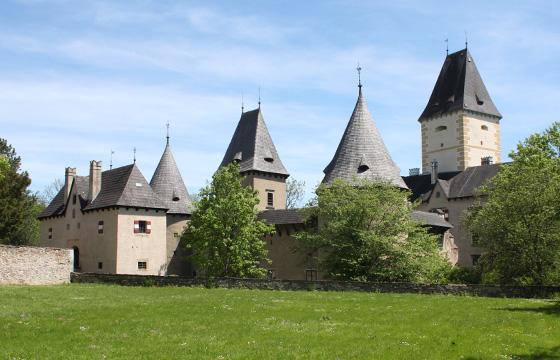 Schloss Ottenstein - Waldviertel - NÖ