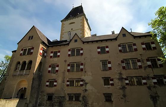 Schloss Ottenstein - Waldviertel