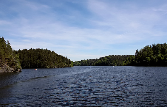 Trinkwasserqualität: Kamptalstausee. Sanfter Tourismus für die Umwelt!