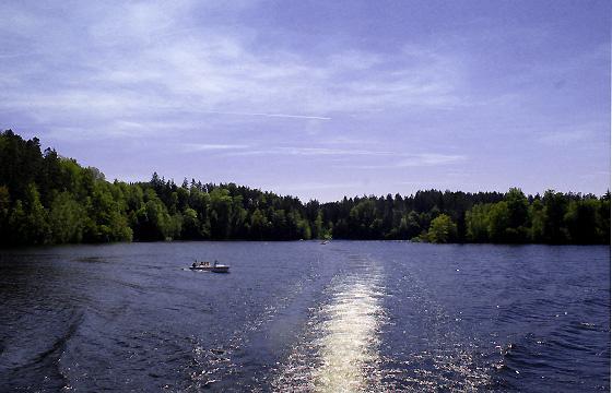 Niederösterreich - Waldviertel: Kamptal - Freizeitrevier für Wassersport