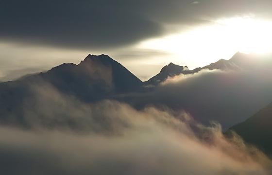 Nationalpark Hohe Tauern - Panoramaaufnahme