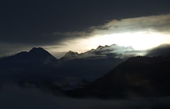 Hohe Tauern - Pinzgau - Bergpanorama