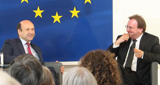 Dominique Meyer - Benedikt Weingartner in Europa : DIALOG