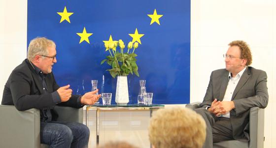 Harald Krassnitzer & Benedikt Weingartner in Dialog : EUROPA