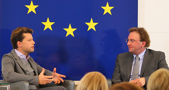 Julian Rachlin & Benedikt Weingartner in Europa : DIALOG