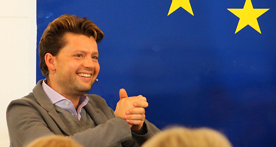 Julian Rachlin über Europa: Kunst, Kultur, Musik