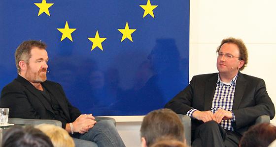 Cornelius Obonya & Benedikt Weingartner in Dialog : EUROPA