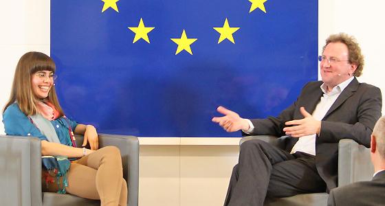 Theodora Bauer & Benedikt Weingartner in Europa : DIALOG