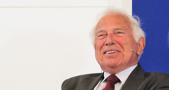 Ioan Holender - längstgedienter Direktor der Wiener Staatsoper