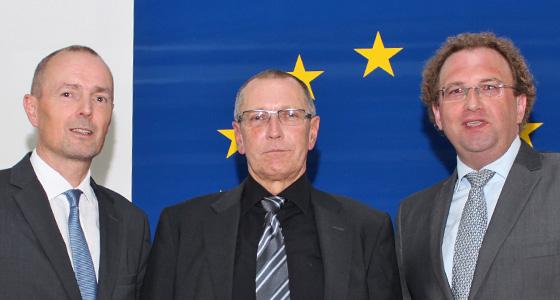 Achim Braun, K.P. Liessmann, Benedikt Weingartner
