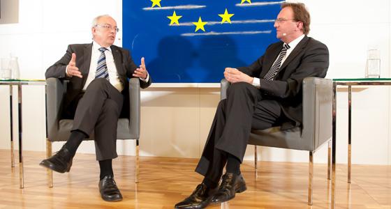 Michael Bünker & Benedikt Weingartner in Europa : DIALOG