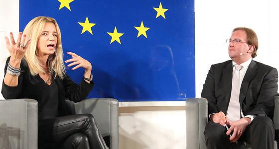 Europa :DIALOG: Eva Twaroch & Benedikt Weingartner