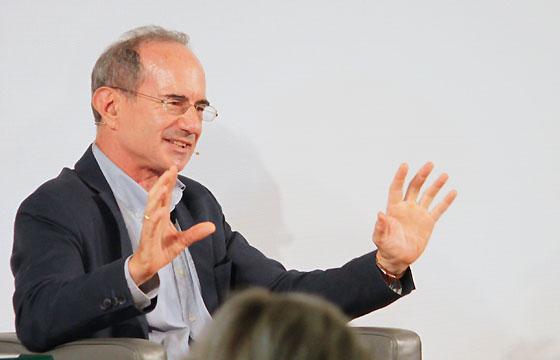 Eric Frey, Journalist und Analytiker: Demokratie ist ...