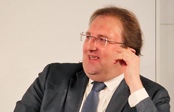 Benedikt Weingartner im Dialog