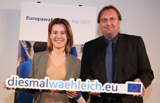 Europa : DIALOG mit Gamon und Weingartner