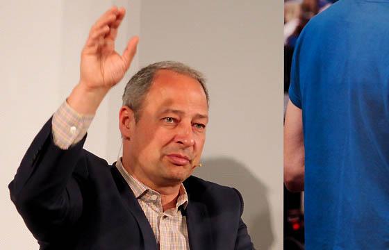 EU-Spitzenkandidat der SPÖ - Andreas Schieder