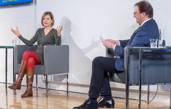 Veronika Fillitz und Benedikt Wingartner in Europa : DIALOG
