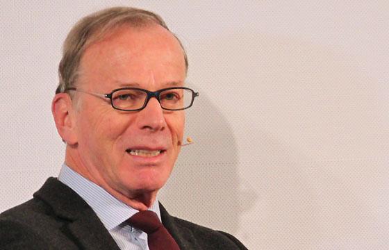 Eugen Freund - Journalist, Autor im Portrait