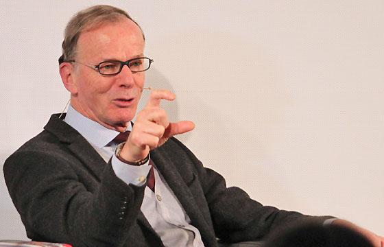 Eugen Freund - ORF-Journalist, bei Europa : DIALOG