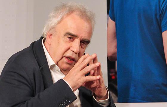 Johannes Voggenhuber - Politiker