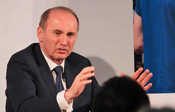 Othmar Karas, Politiker. ÖVP.