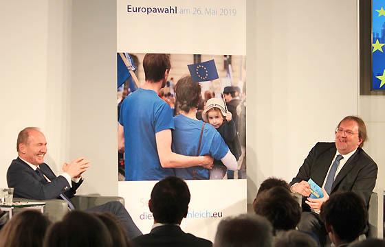 Othmar Karas & Benedikt Weingartner