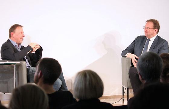 Andreas Lieb - Benedikt Weingartner in Europa : DIALOG