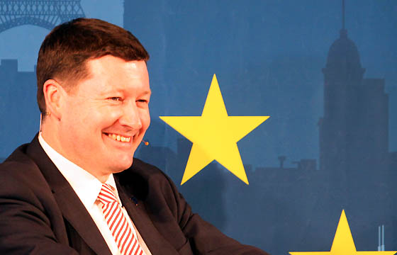 Martin Selmayr in Europa : DIALOG