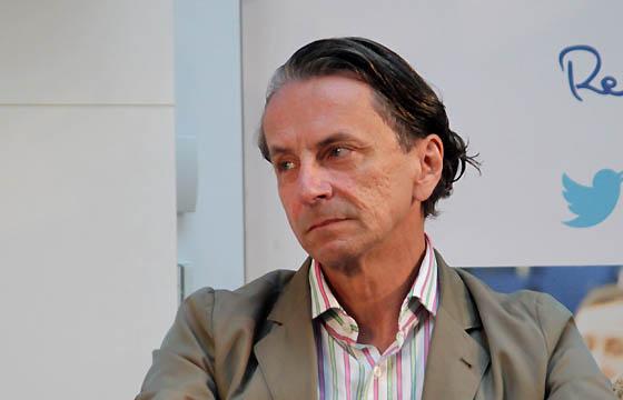 Christian Rainer von der  Zeitschrift Profil