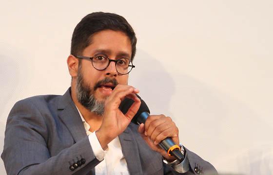 Spiegel-Journalist Hasnain Kazim