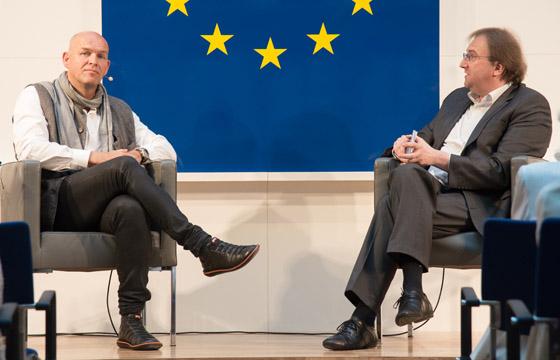 Europa:DIALOG - Thomas Seifert und Benedikt Weingartner